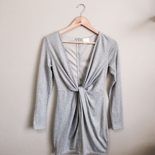 Olivia Dress With Long Sleeves