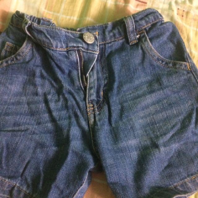 OSHKOSH Bigosh Toddler Denim Shorts