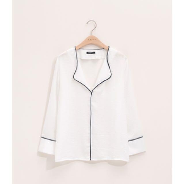 Pazzo 白 襯衫 S