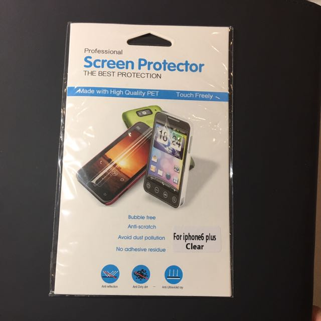 Professional IPhone 6 Plus Clear Screen Protector