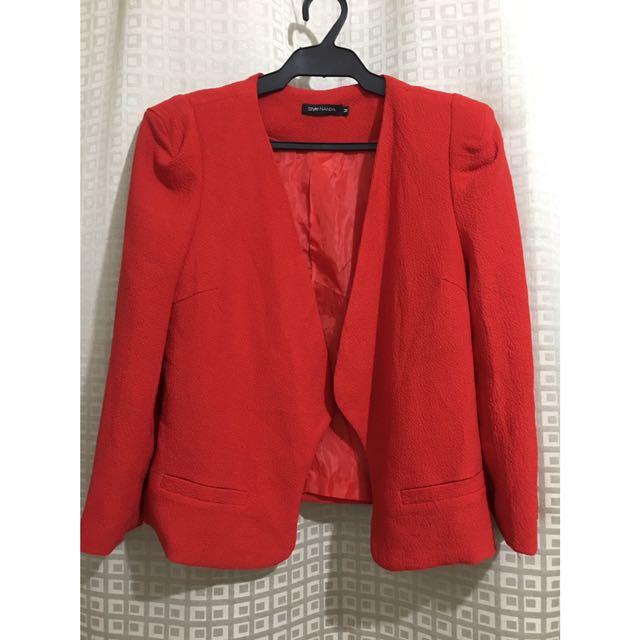 Red Coat Style Nanda