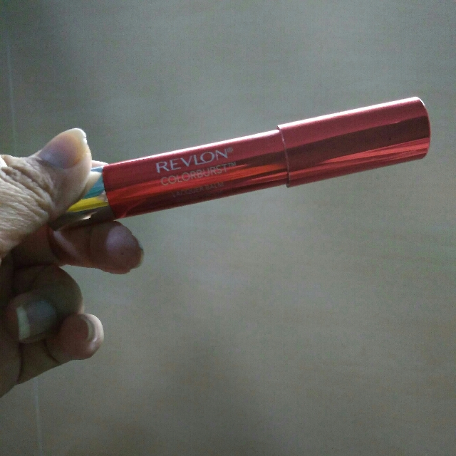 REVLON CoLOURBURST LACQOVER BALM No.130