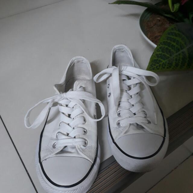 Rubi White Shoes