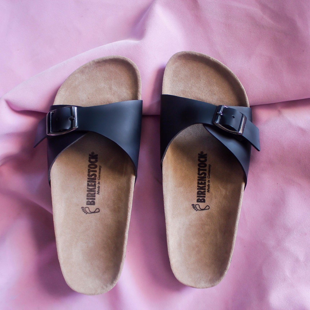 Sandal Birkenstock Madrid Black Women