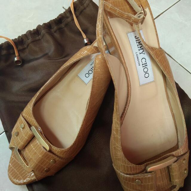 Sandal Jimmy Choo Ori