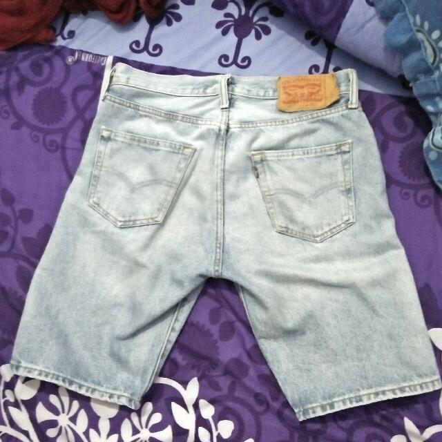 Short Pant   Celana Pendek Levi s 501 Original b8edccf56b