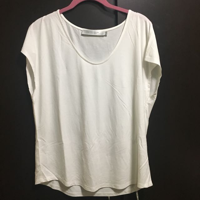 Simons White Top (medium)