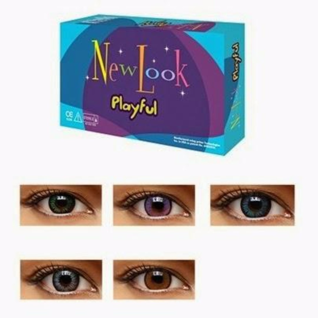Softlens Newlook Playfull