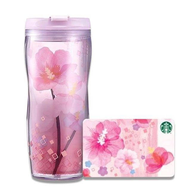 Starbucks Rose of Sharon Tumbler