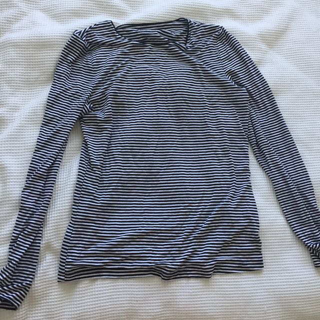 Stripy Long Sleeve