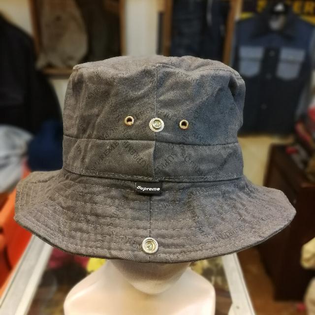 Supreme Gucci Bucket Hat 2ddbfeb136a