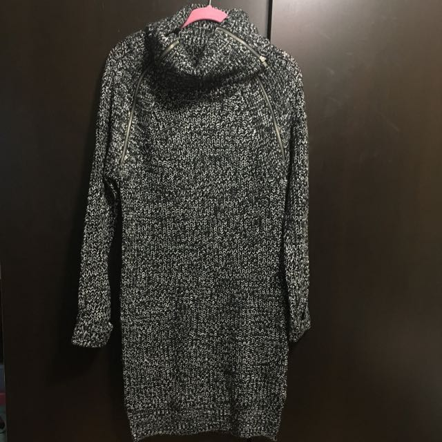 Sweater Dress (small)