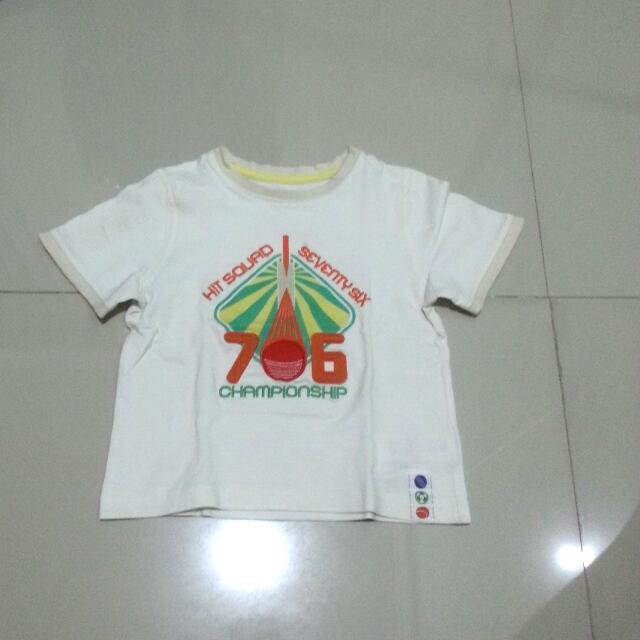 T Shirt Mothercare