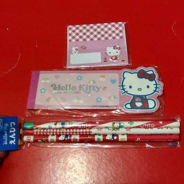 Take All Hello Kitty Stuffs