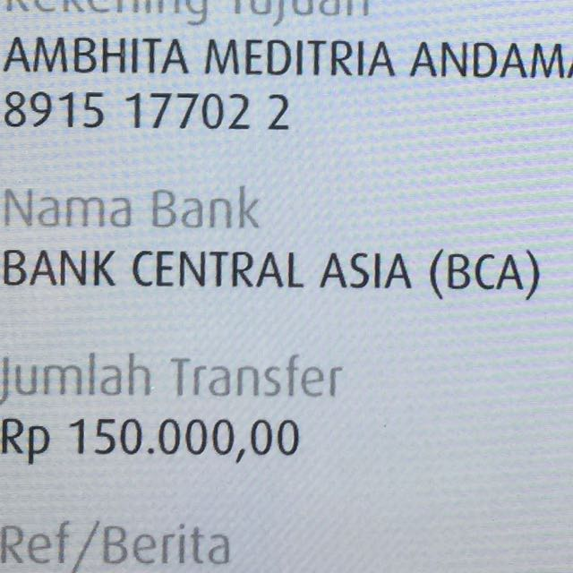Thanks For Buyer Ku Semua