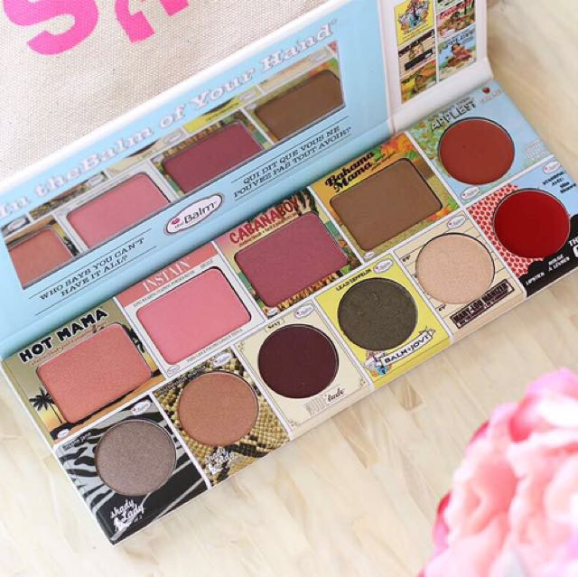THE BALM ( NEW )