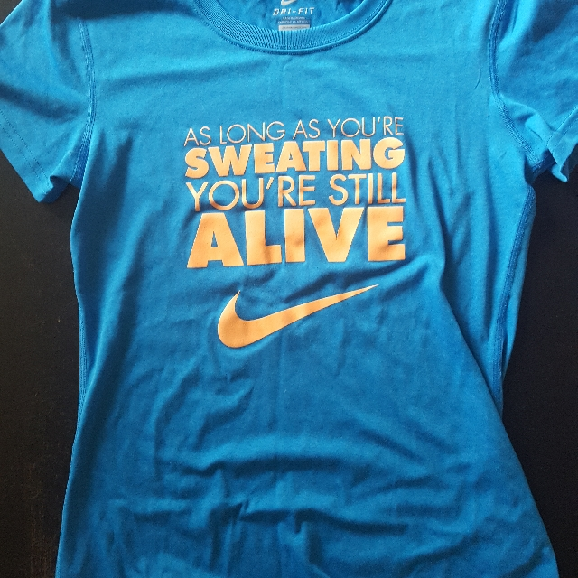 Women's Nike Workout T-shirt BNWOT