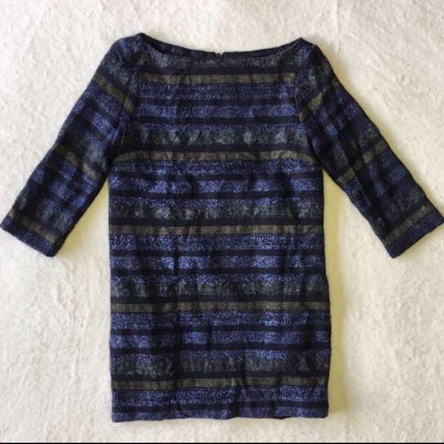 Zara Basic Shift Dress