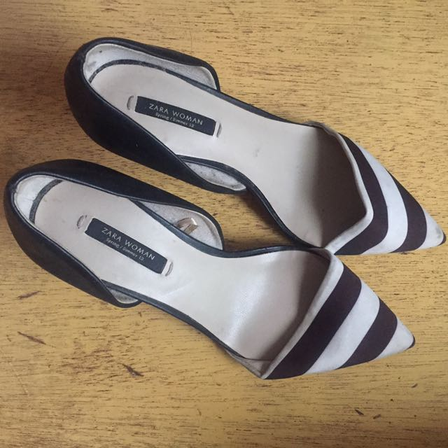 Zara Pointed Shoes