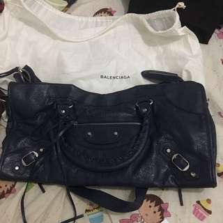 Balenciaga 巴黎世家 Pre Owned Part Time Bag 88%new