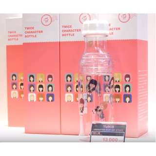 【Ready Stock】Twice Character Pop-up Store Goods - 3) Character Bottle