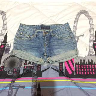 Pre-loved Maong Shorts