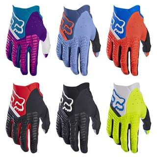#47 Fox Racing Pawtector Gloves MTB DH Riding Gloves