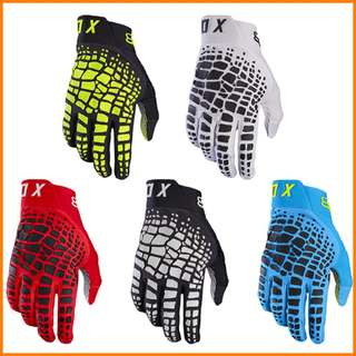 #44 Fox Racing Gloves Desert Crack