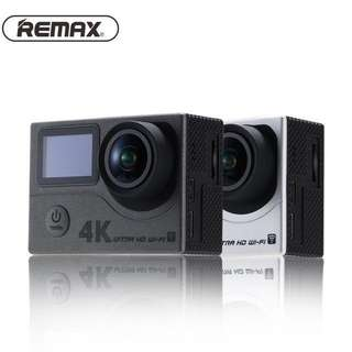 #39 REMAX 4K HD DV Sports Action Digital Camera Mini Wireless Multi-Function HD Camera + Underwater Casing + Camera Brackets <39>       GoPro Hearo5 Session Hero3+ Hero4 Juliana Santa Cruz Yeti Giant Scott Transition De Vinci Intense Specialized