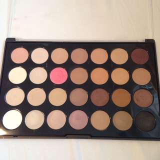 "bhcosmetics ""neutral eyes 28 color eyeshadow palette"""