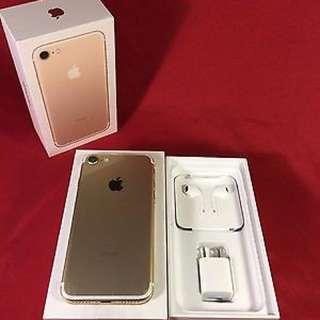 Apple iPhone 7 and 7 Plus 128gb