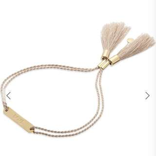 100% Authentic Chloe Rope Love Bracelet RRP $350