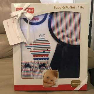 New born 4pc gift Set