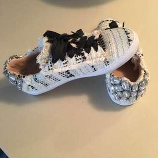 Zara Sneakers Size 39/8