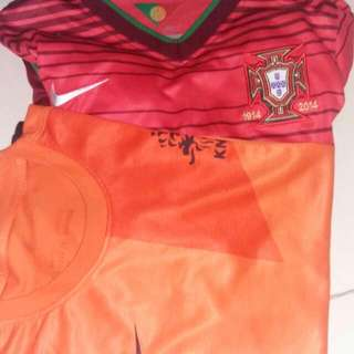Jersey Portugal N Belanda