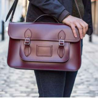 Cambridge Satchel 15 Inch
