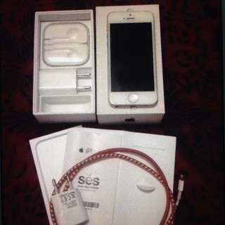 IPHONE 5 32GB GREY (Lengkap)