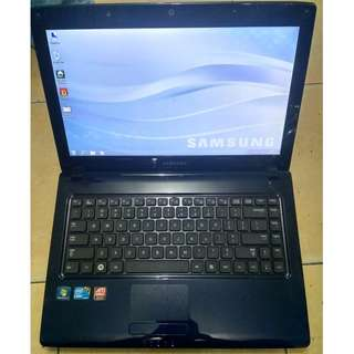 Laptop samsung R480 geming