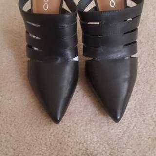 Aldo Pointer Toe Heels