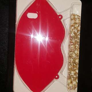 IPhone 5 Lip Case