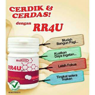 RR4U suppliment Minda