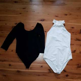 2 X Bodysuit Size Medium