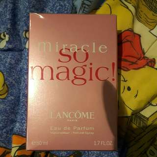 Lancome Miracle So Magic! Eau De Parfum