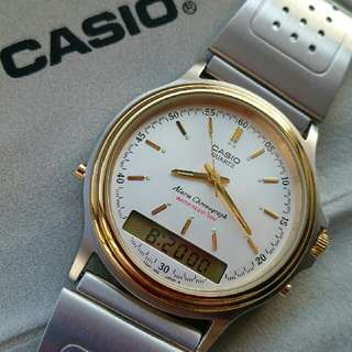 NOS CASIO AW-102 Caliber 358 Ana-digital