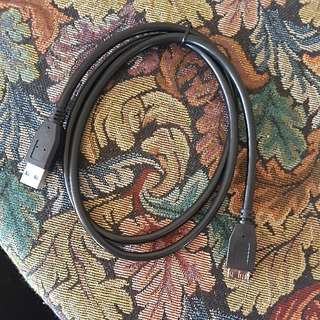 USB 3.0 Cable $6 All Up For Item And To Send