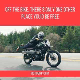 MotoBHP - A Safety And Social Mobile App For Motorcyclists