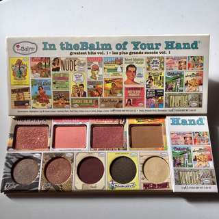 The Balm Of Your Hand Vol. 1 (FREE SHIPPING)