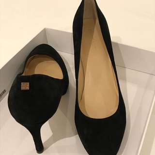 Black Pumps - Perfect For Work!