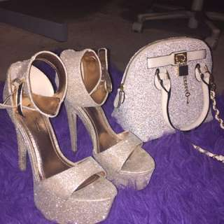 Aldo Bag And Shoe