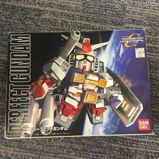 SD Perfect Gundam